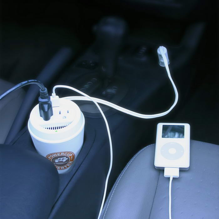 Gadget Charger For The Car