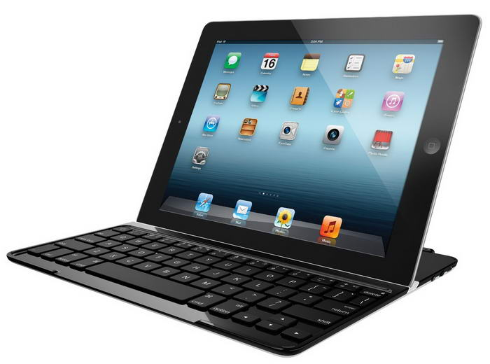 Logitech Ultrathin Keyboard Cover Black for iPad 2 and iPad 1
