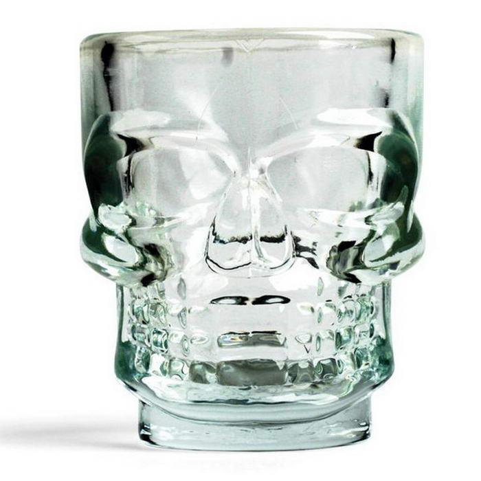 Skull Stein