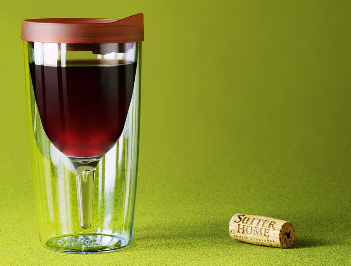 Vino2Go – Wine Sippy Cup